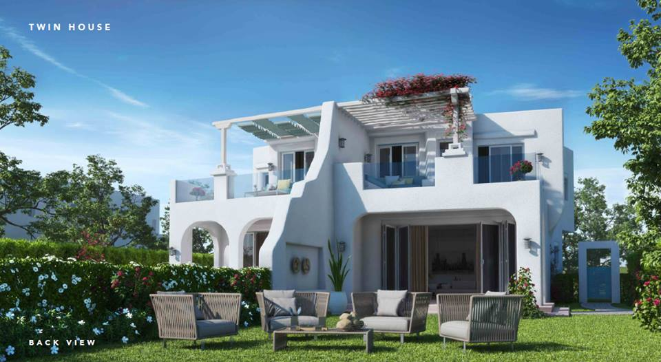 villas for sales in Jefaira north coast