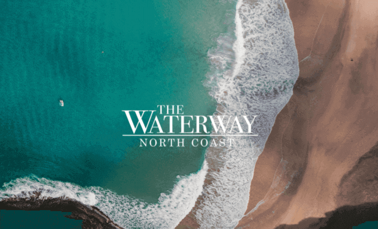 the water way number