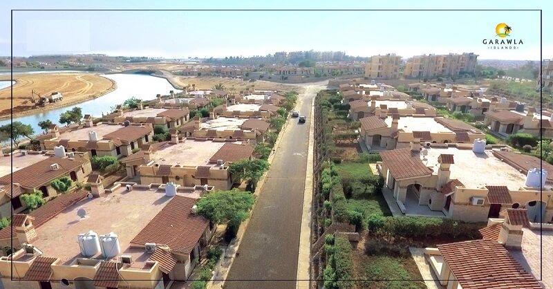 قرية جراولة فى الكليو كام