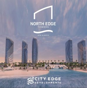 North Edge Towers New Alamein