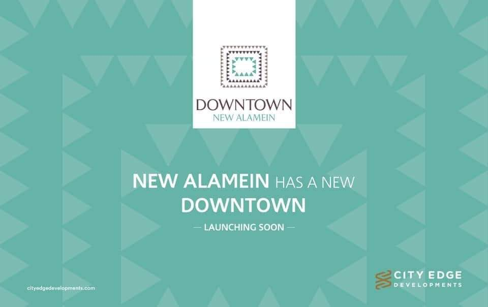 Downtown New Alamein